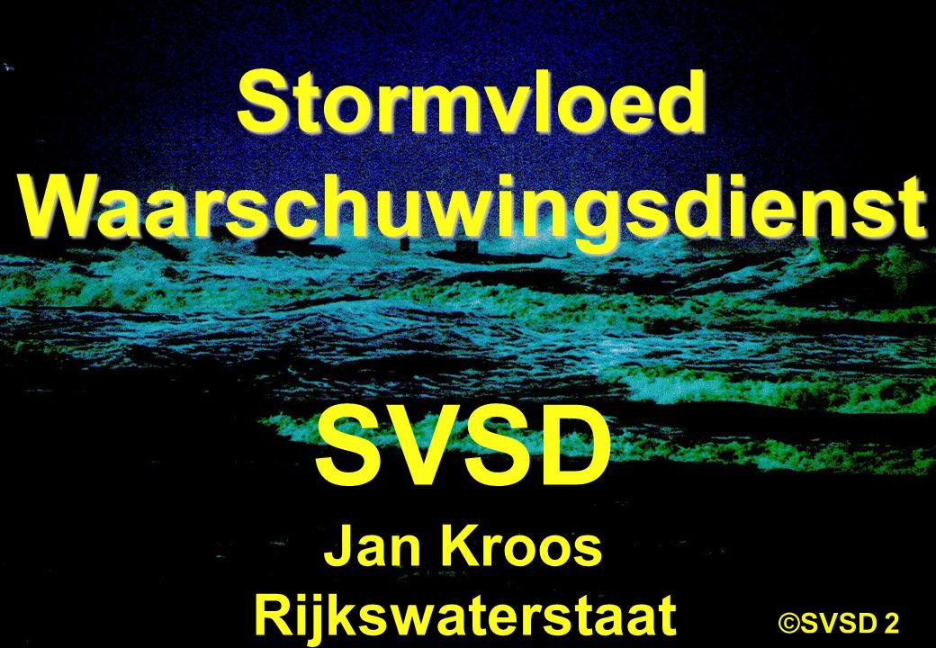SVSD Jan Kroos Rijkswaterstaat