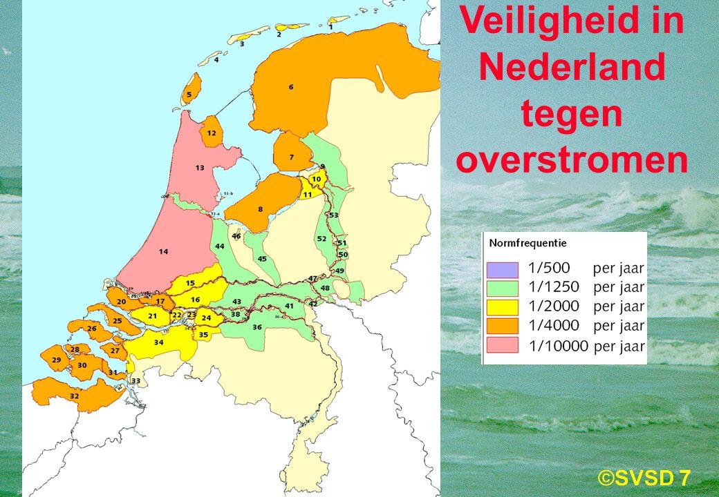 Veiligheid in Nederland tegen