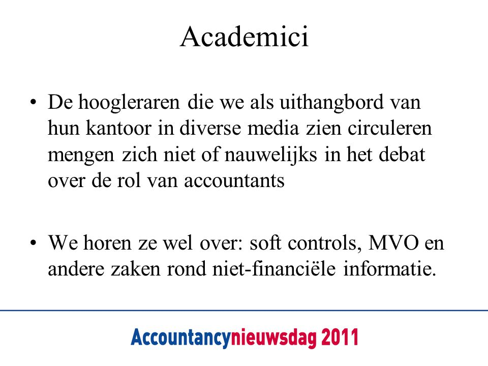 Academici