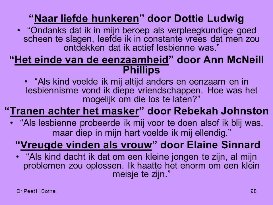 Naar liefde hunkeren door Dottie Ludwig