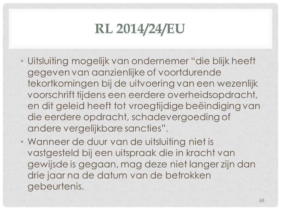 RL 2014/24/EU