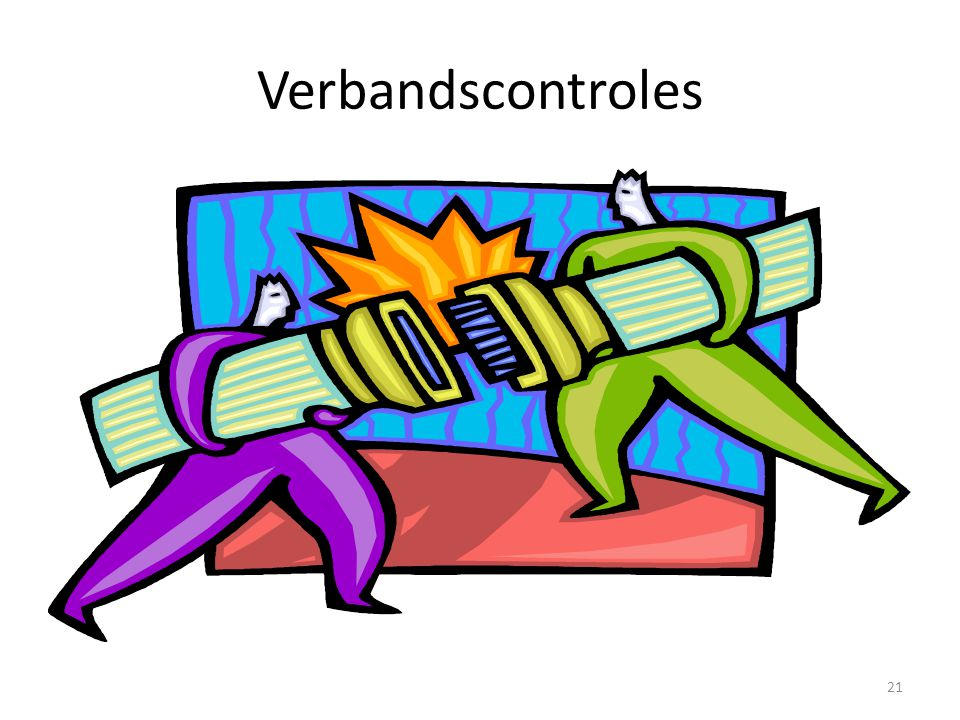 Verbandscontroles