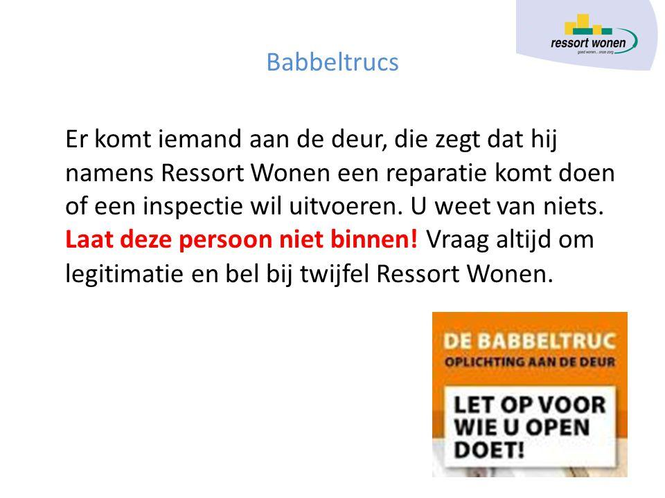 Babbeltrucs