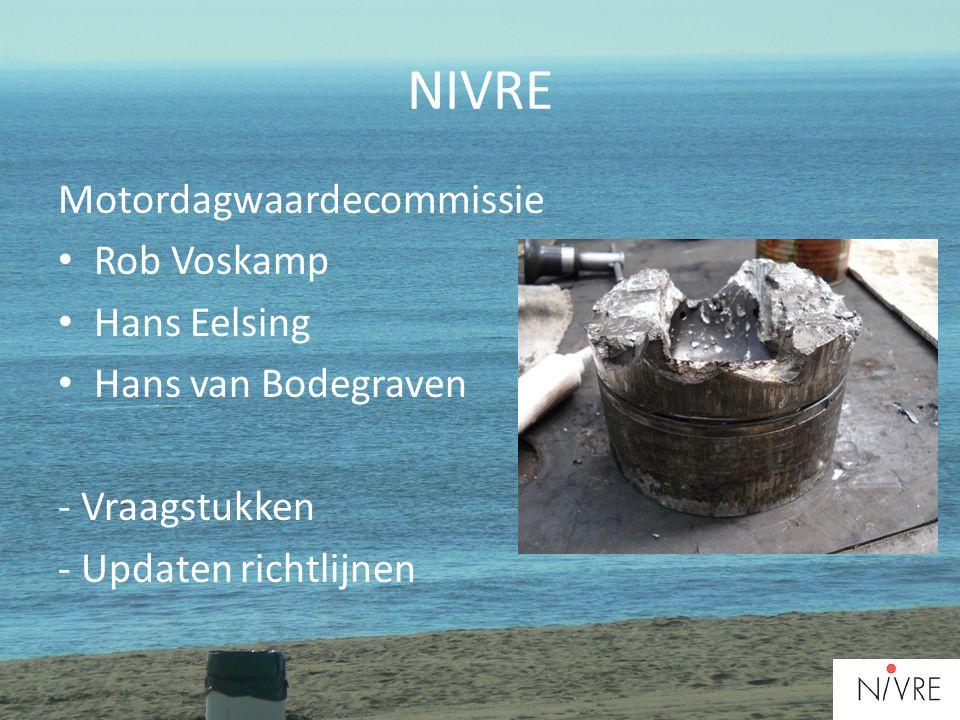 NIVRE Motordagwaardecommissie Rob Voskamp Hans Eelsing