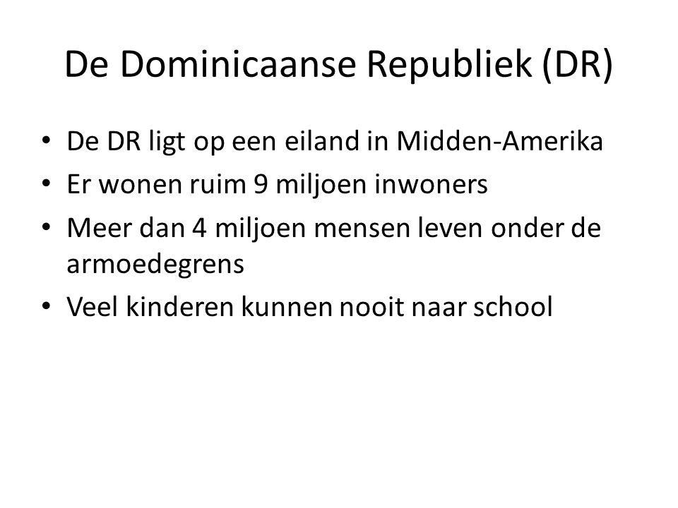 De Dominicaanse Republiek (DR)