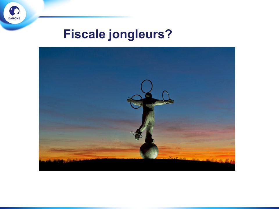 Fiscale jongleurs