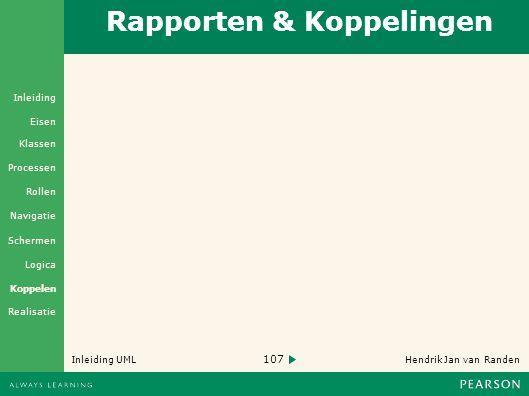 Rapporten & Koppelingen