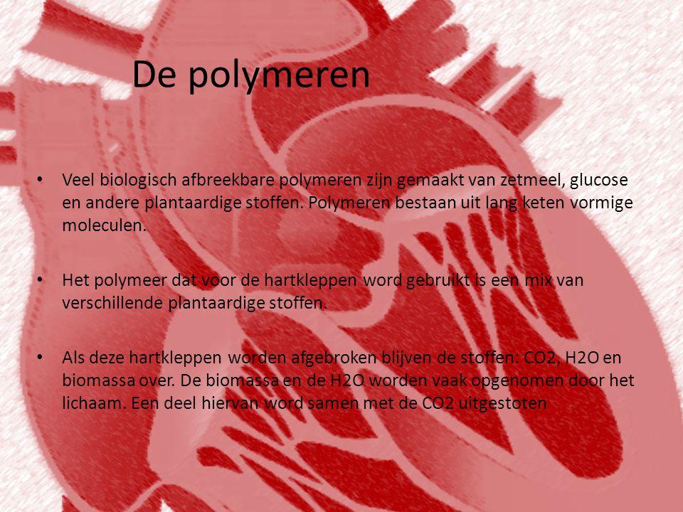 De polymeren