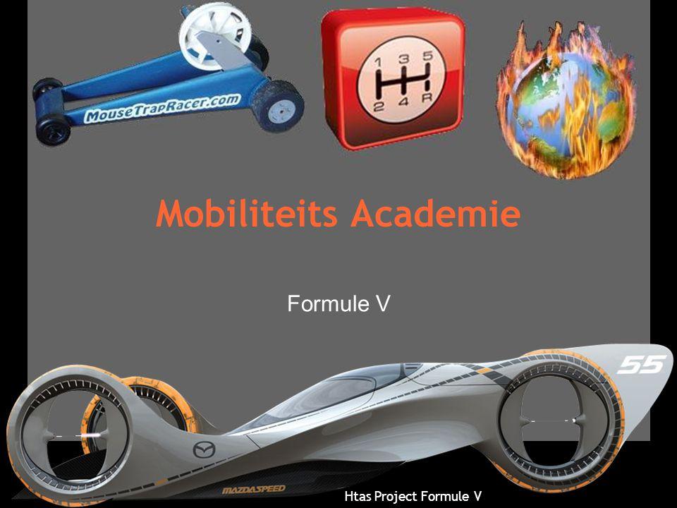Mobiliteits Academie Formule V Htas Project Formule V