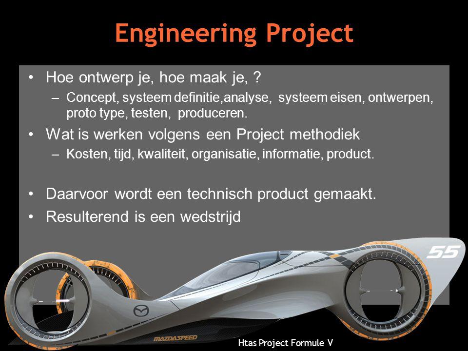 Engineering Project Hoe ontwerp je, hoe maak je,