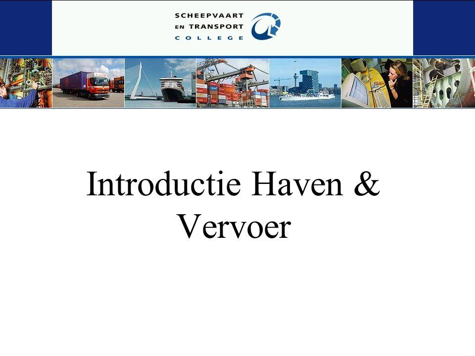 Introductie Haven & Vervoer