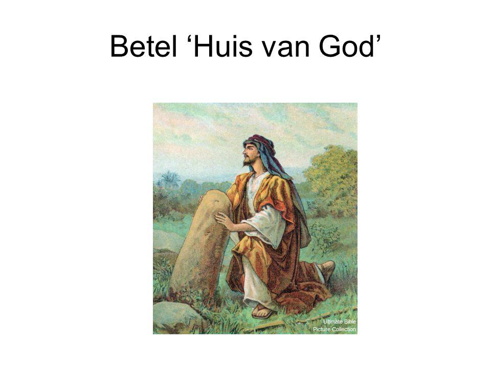 Betel 'Huis van God'