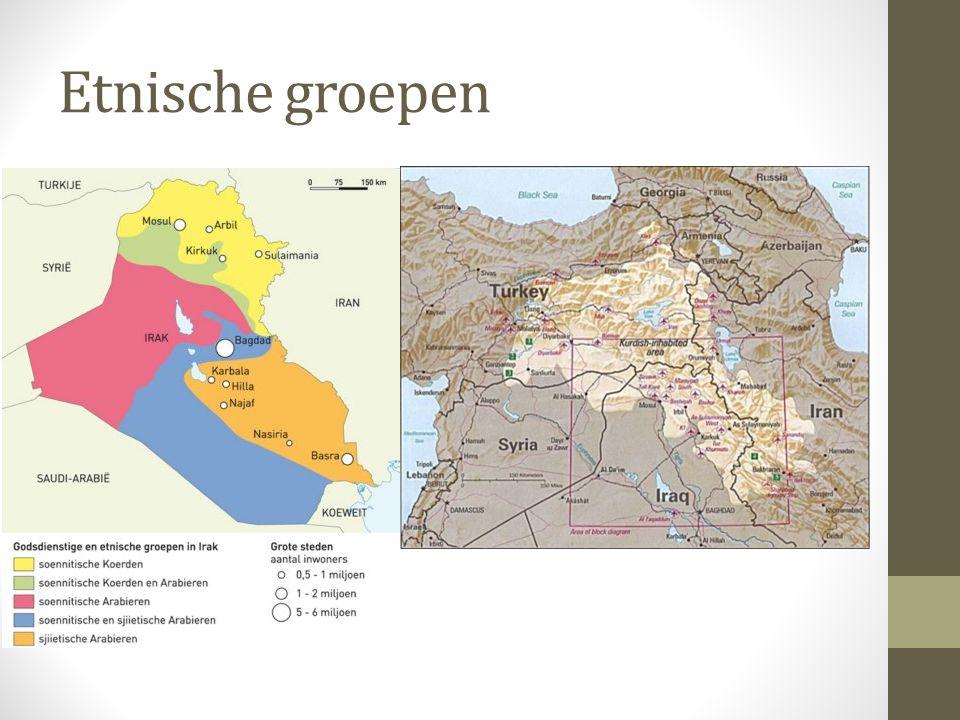 Etnische groepen