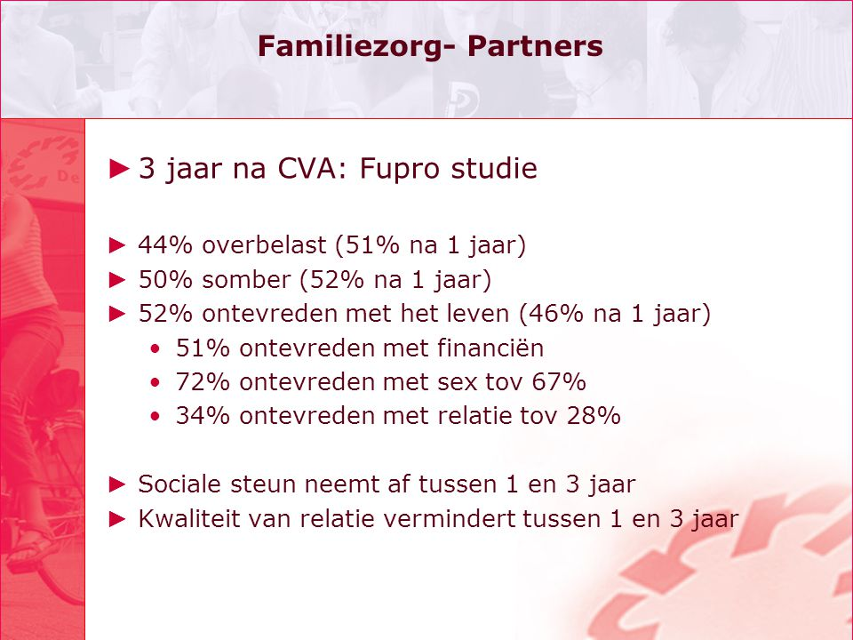 Familiezorg- Partners