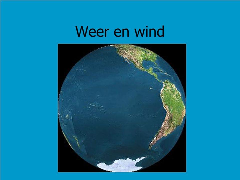 Weer en wind