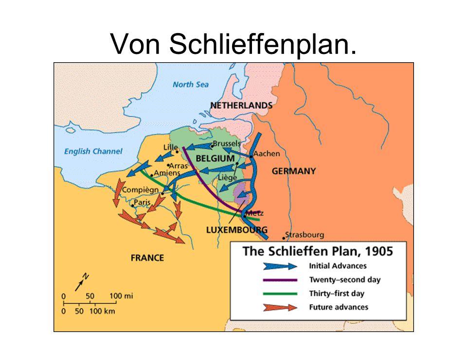 Von Schlieffenplan.