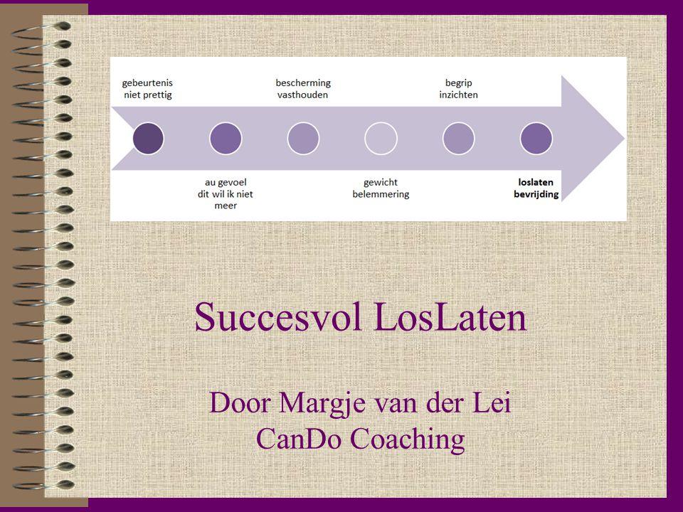 Door Margje van der Lei CanDo Coaching