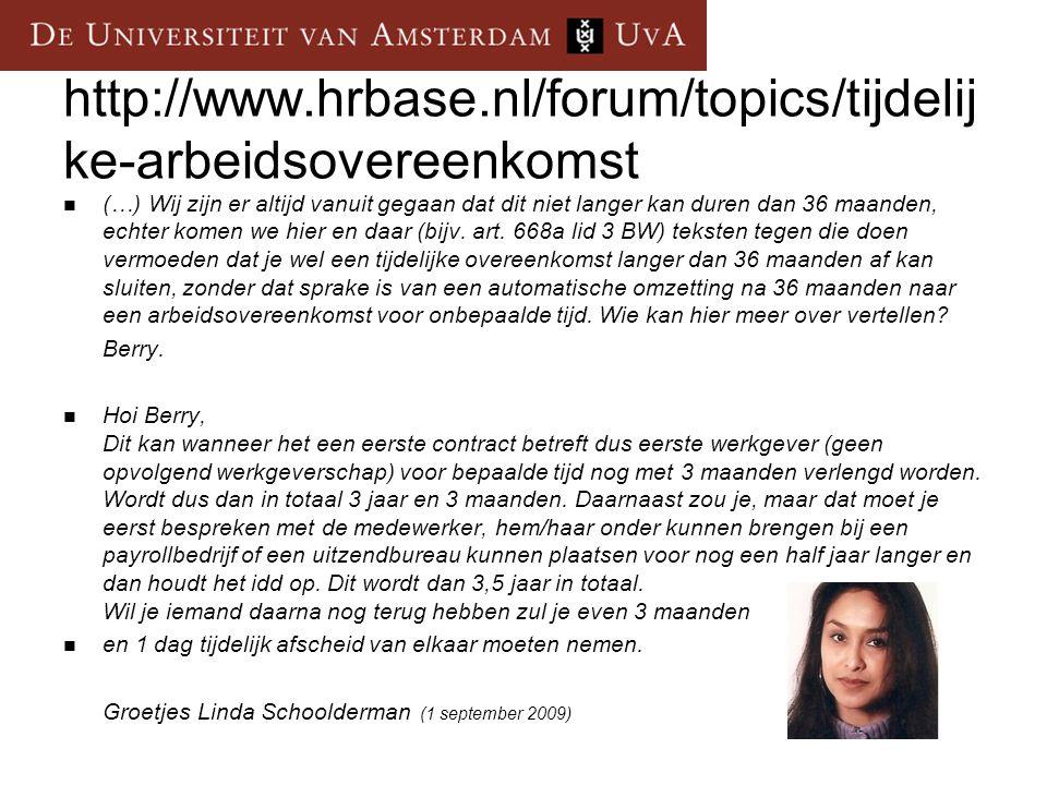 http://www.hrbase.nl/forum/topics/tijdelijke-arbeidsovereenkomst