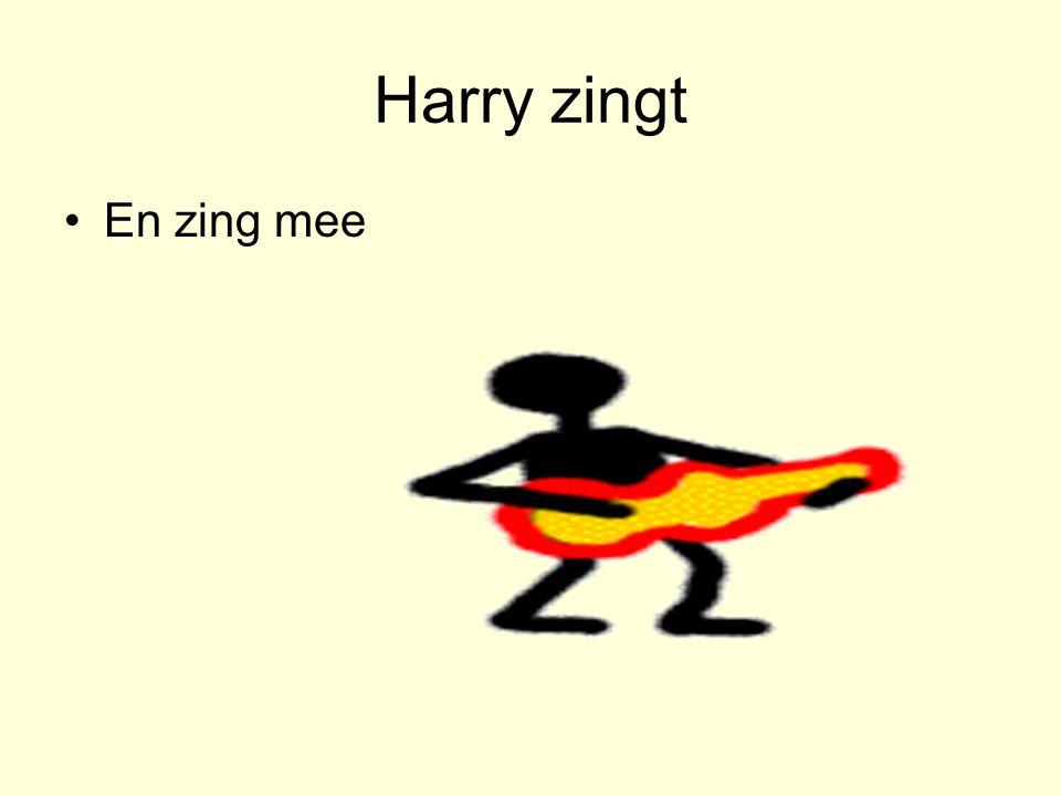 Harry zingt En zing mee