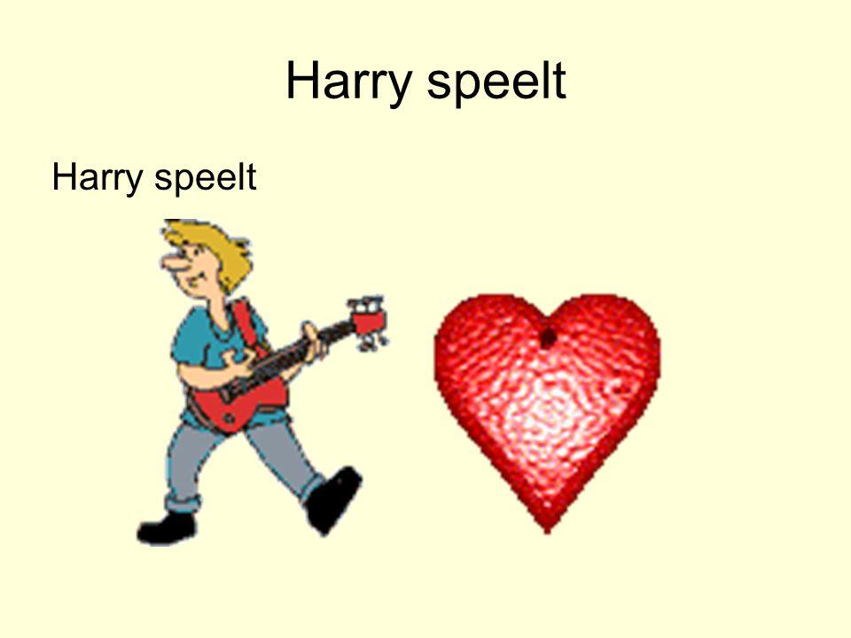 Harry speelt Harry speelt
