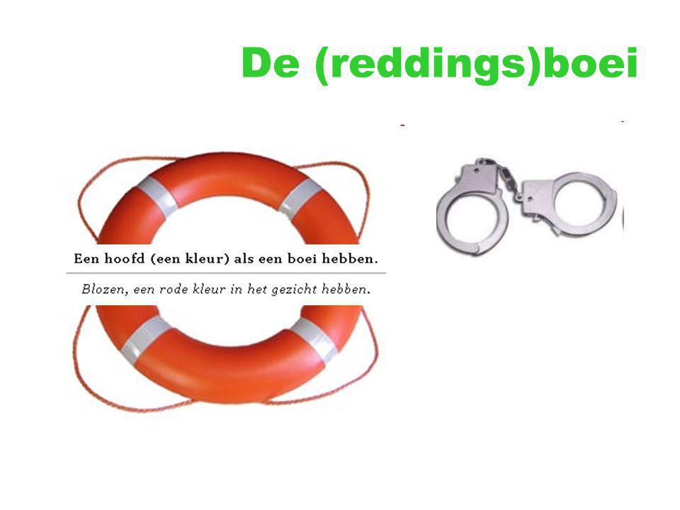De (reddings)boei