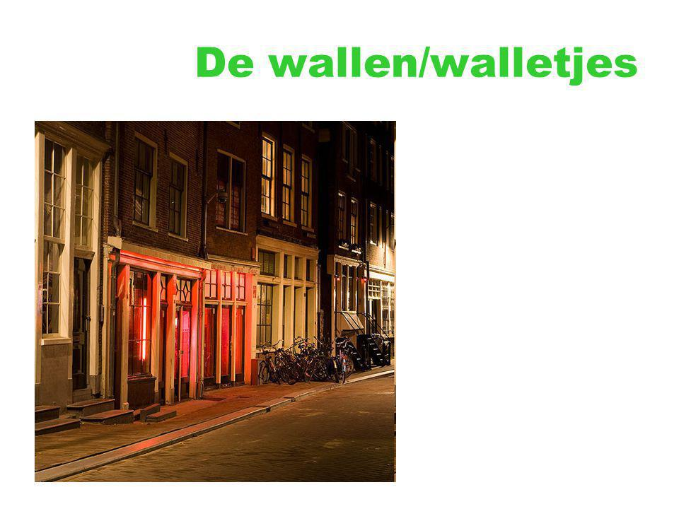De wallen/walletjes