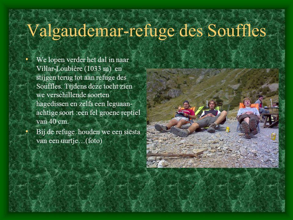 Valgaudemar-refuge des Souffles