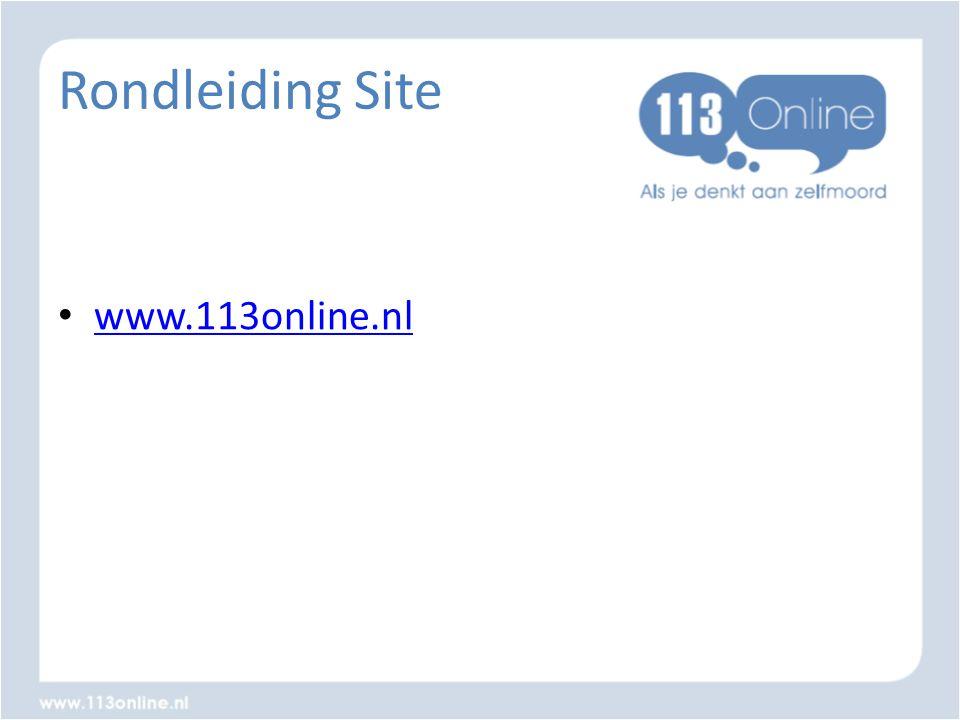 Rondleiding Site www.113online.nl