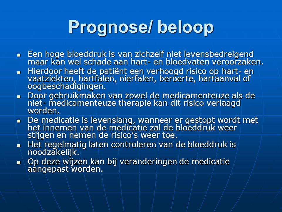 De bloeddruk hoe wat waar waarmee ppt video online for Hartfalen prognose