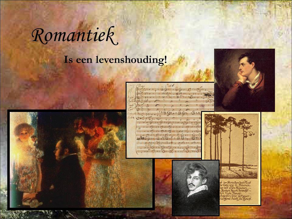 Romantiek Is een levenshouding! 10