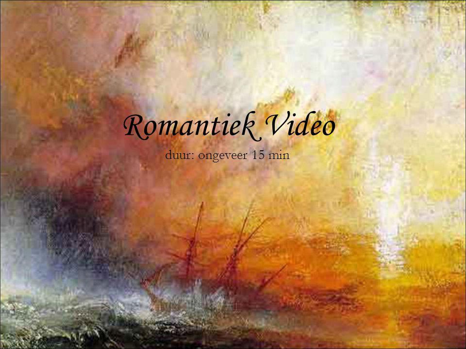 Romantiek Video duur: ongeveer 15 min