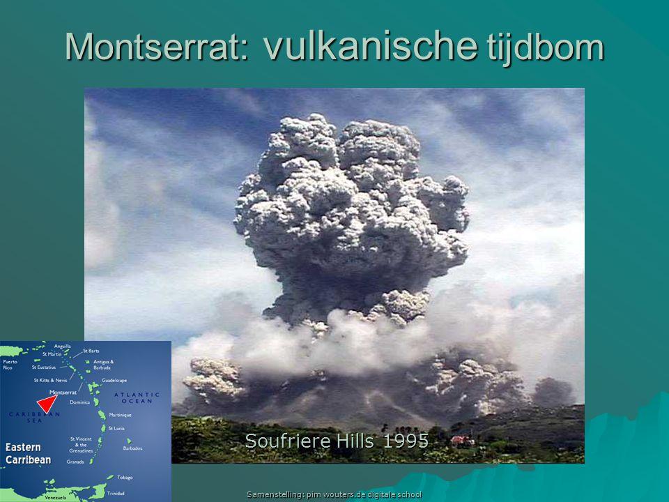 Montserrat: vulkanische tijdbom