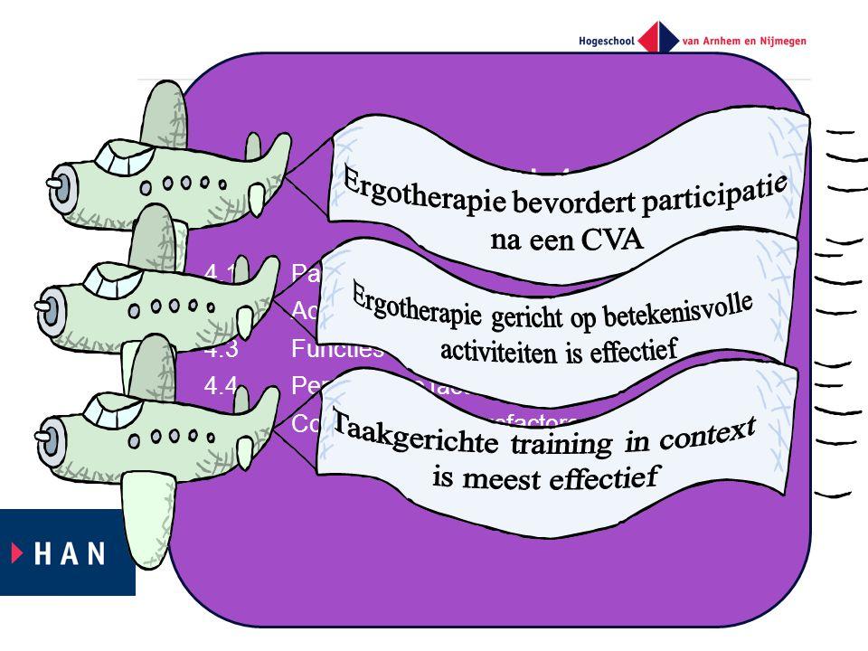 Ergotherapie gericht op betekenisvolle activiteiten is effectief