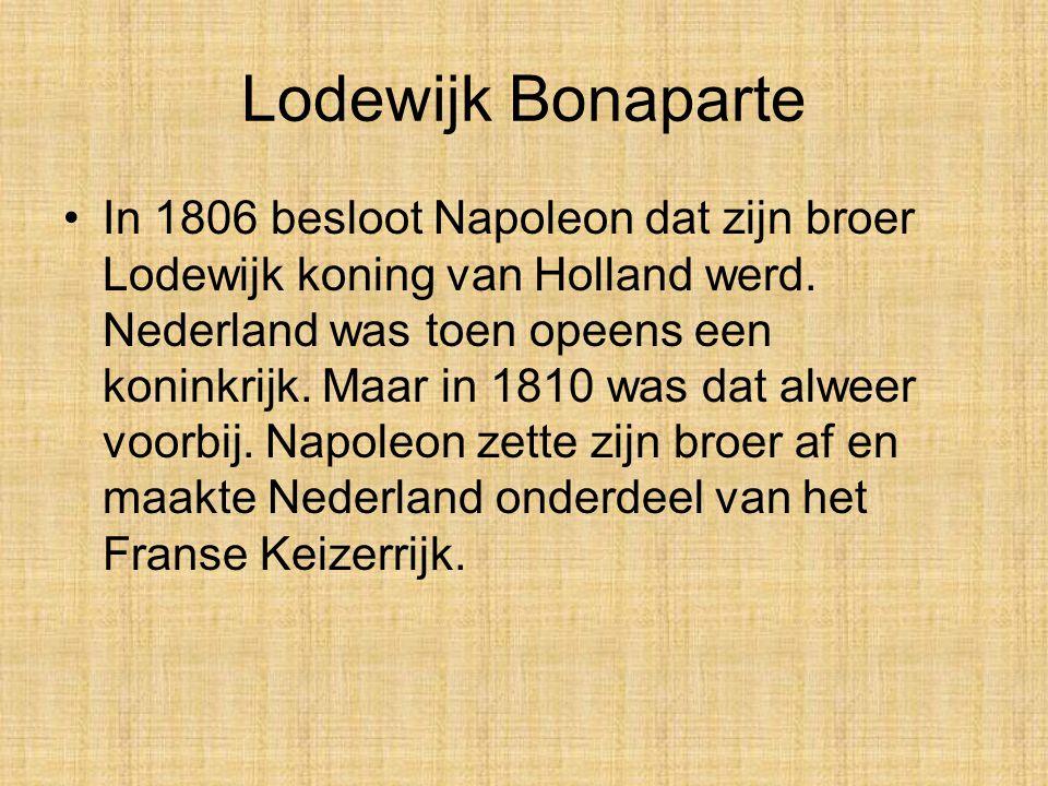 Lodewijk Bonaparte