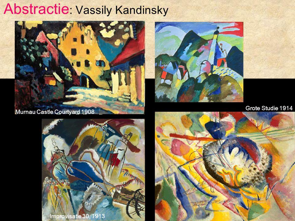 Abstractie: Vassily Kandinsky