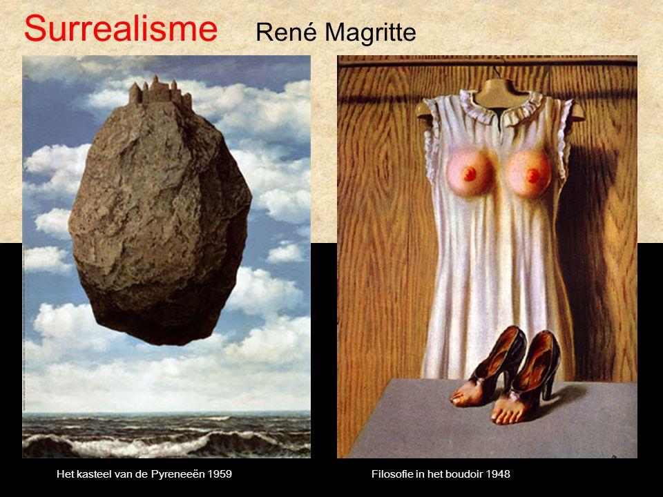 Surrealisme René Magritte