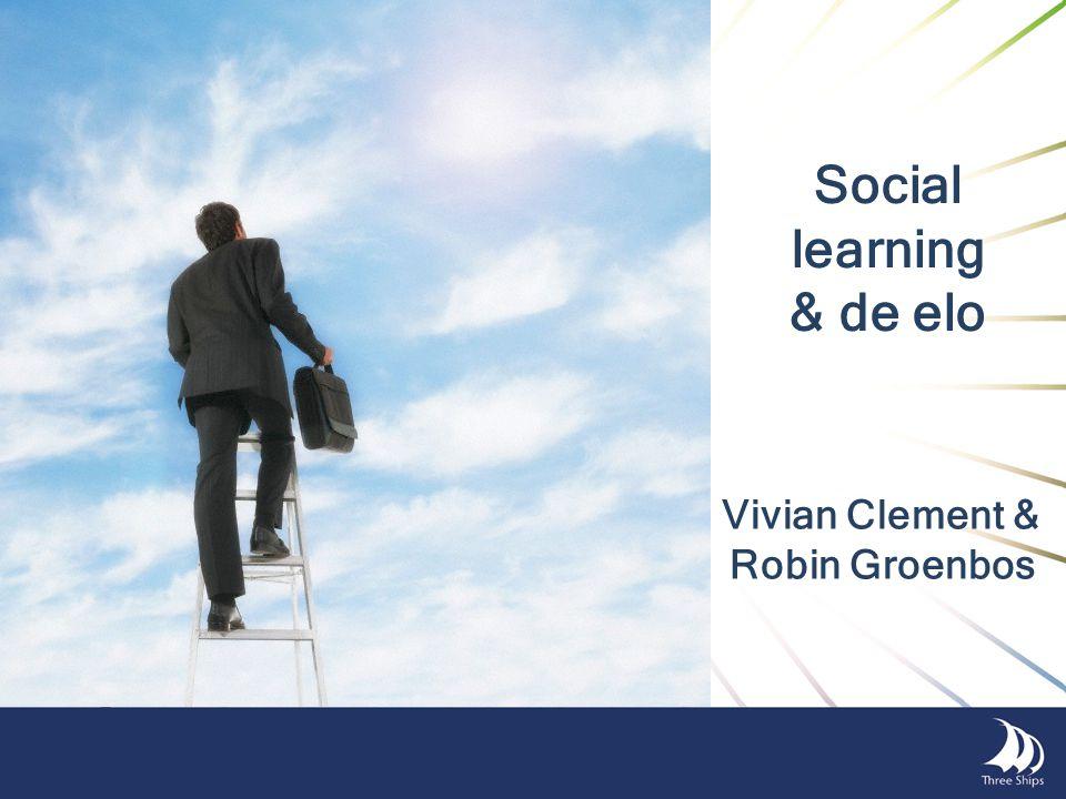 Social learning & de elo