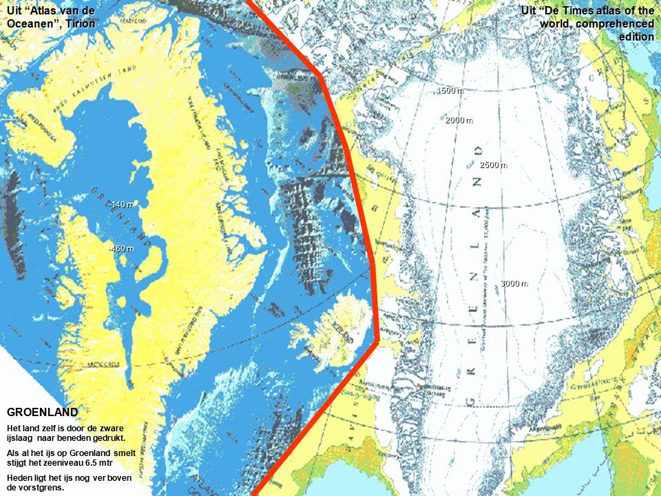 Uit Atlas van de Oceanen , Tirion