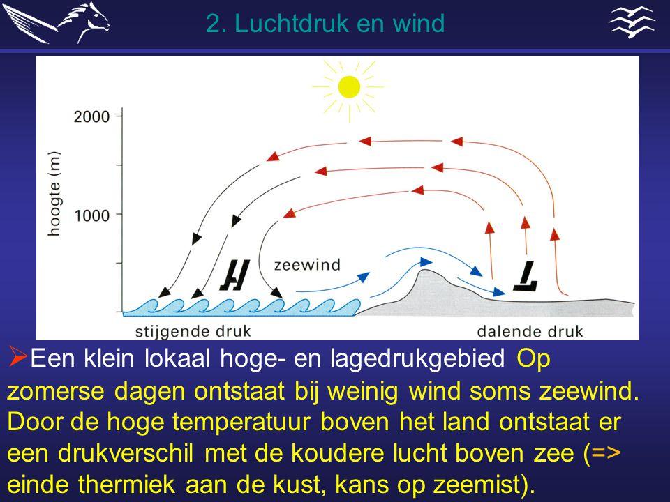 2. Luchtdruk en wind