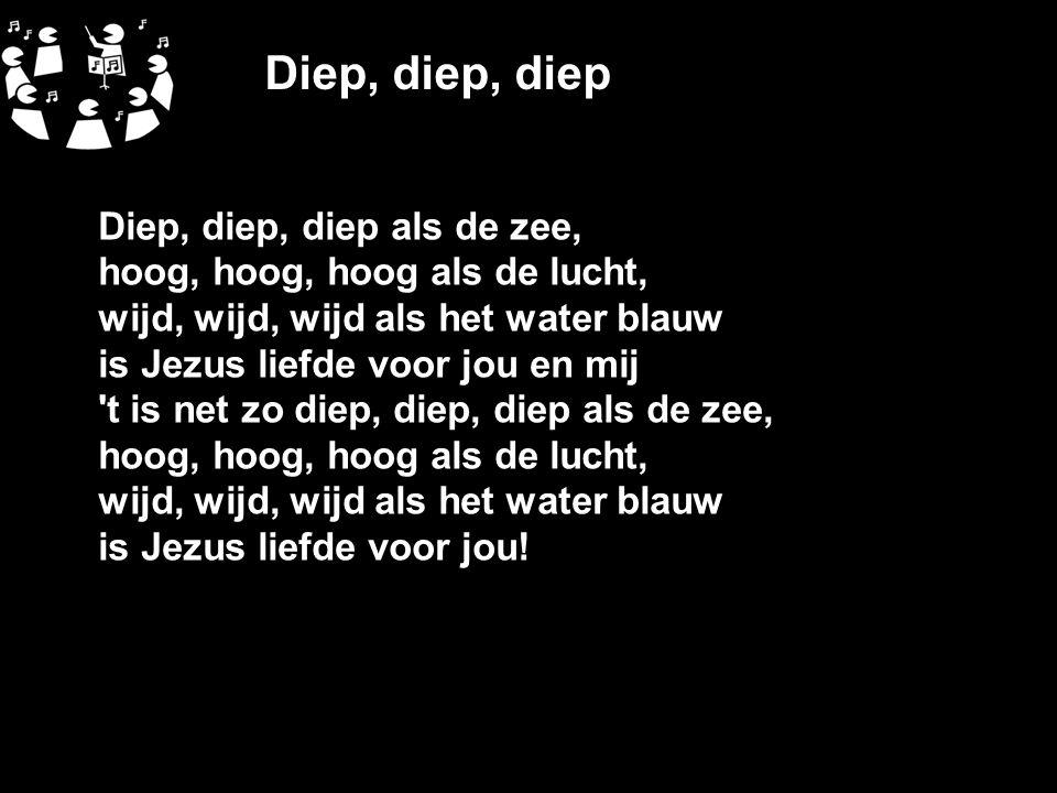 Diep, diep, diep