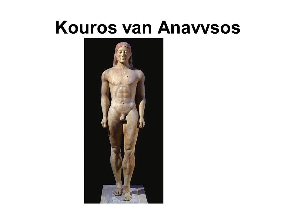 Kouros van Anavysos