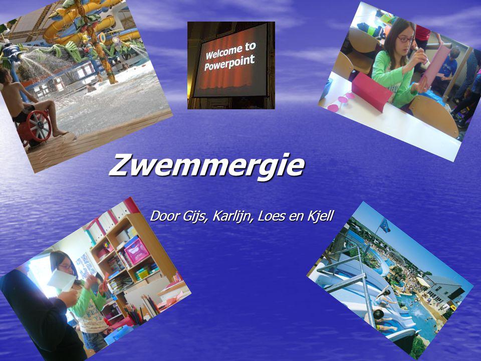 Door Gijs, Karlijn, Loes en Kjell