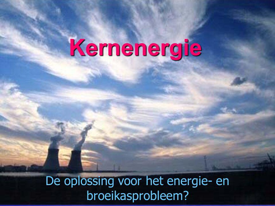 De oplossing voor het energie- en broeikasprobleem