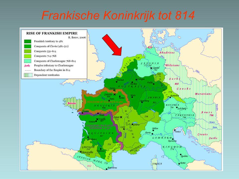 Frankische Koninkrijk tot 814