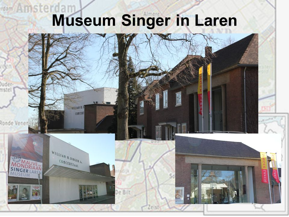 Museum Singer in Laren