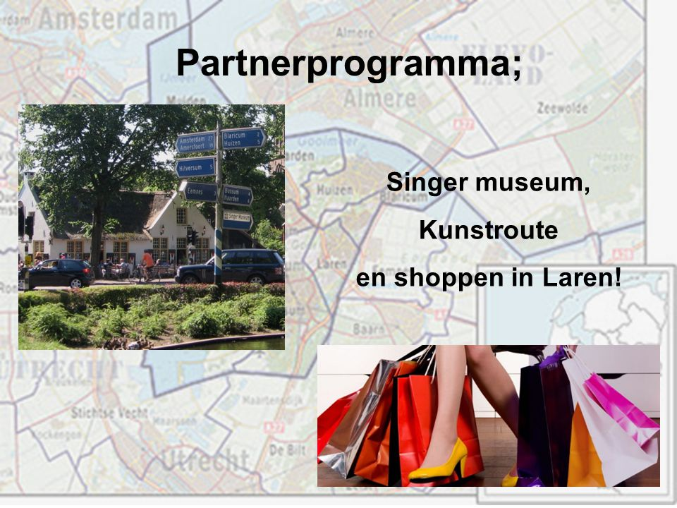 Singer museum, Kunstroute