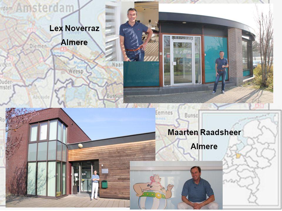 Lex Noverraz Almere Maarten Raadsheer Almere