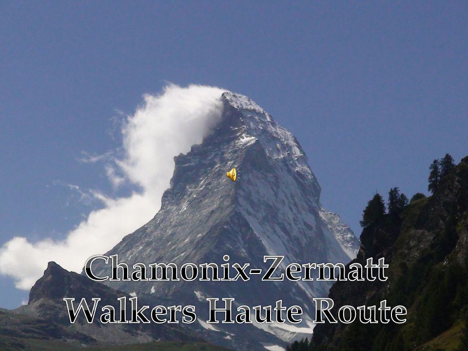 Chamonix-Zermatt Walkers Haute Route