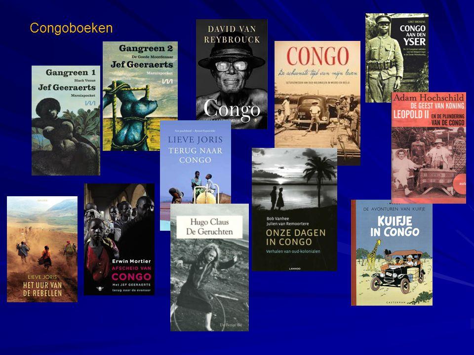 Congoboeken