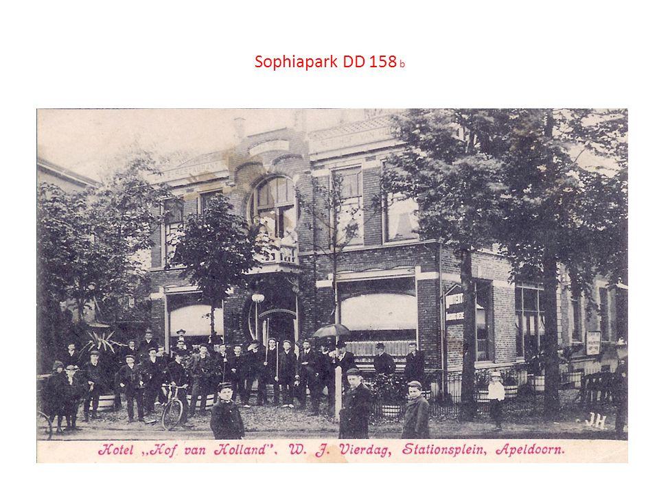 Sophiapark DD 158 b